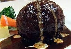 とろーり卵ハンバーグ